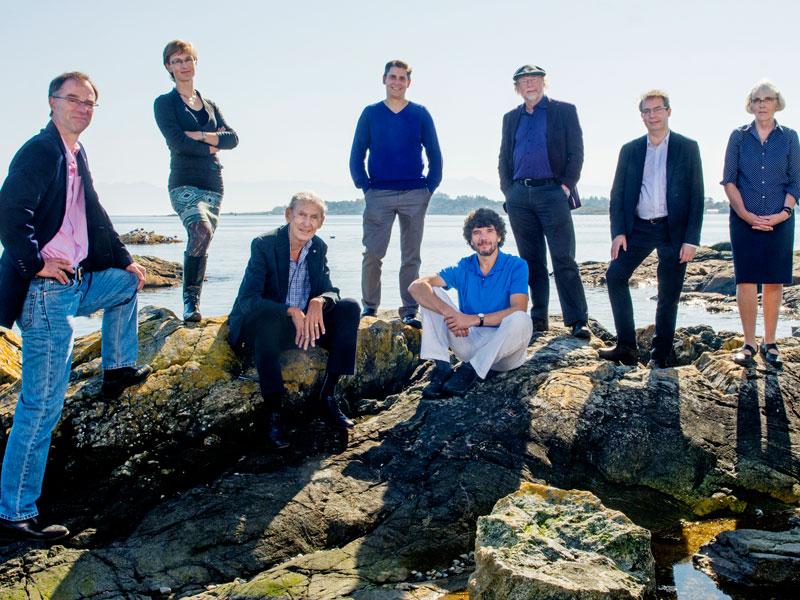 RSC honours Fine Arts professors