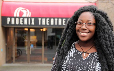 2016 Youth Poet Laureate Ann-Bernice Thomas speaks her mind