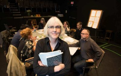 Joan MacLeod's work goes from headlines to centre-stage