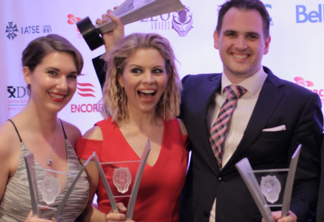Connor Gaston's The Devout sweeps Leo Awards