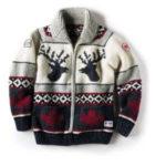 Shrumm's MA work focused on faux Cowichan sweaters