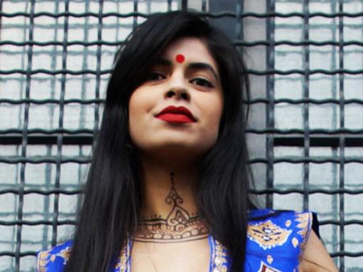Theatre grad Jasleen Powar steps into the intercultural spotlight