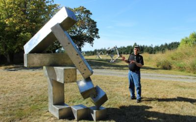 BC sculptor's donation benefits study of Art History