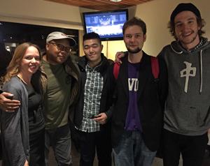Wynton Marsalis inspires Music students