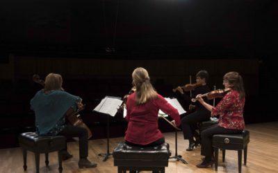 Lafayette String Quartet celebrates Shostakovich