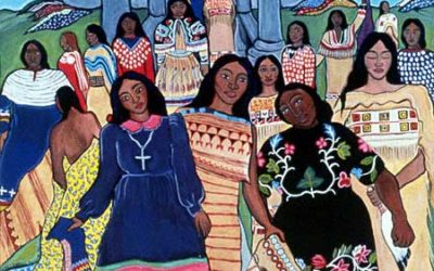 Where are the Indigenous women in Canadian art history?