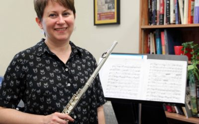 Music research leads to REACH Award