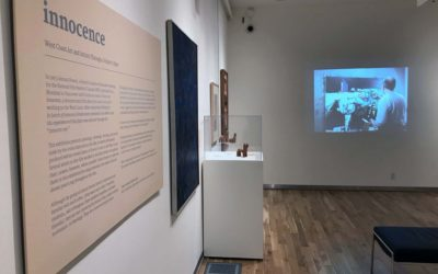 Exhibition reframes Innocence of 1960s artists