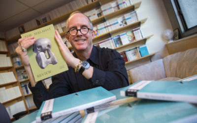 Iconic literary journal celebrates 50 years of excellence