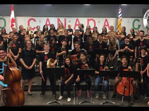 Three Music alumni win CBC's Music Class Challenge