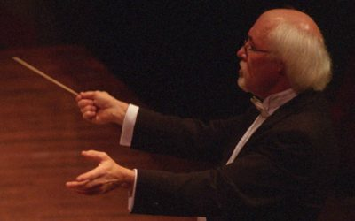 "Grand ""Finale"" for Wind Symphony Maestro Gerald King"