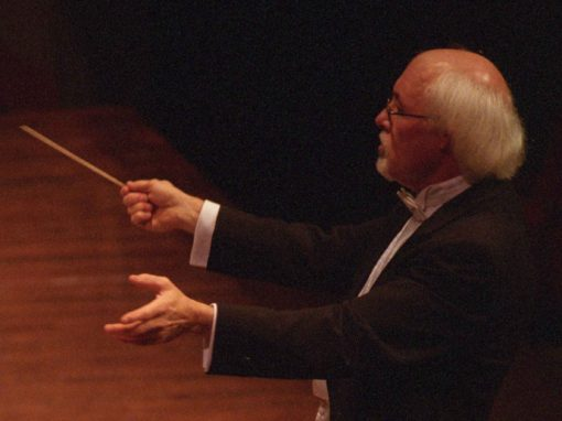 """Grand """"Finale"""" for Wind Symphony Maestro Gerald King"""
