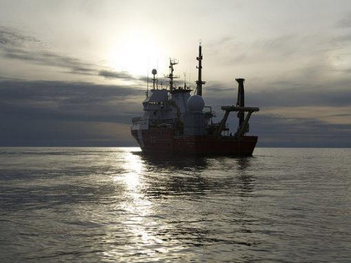 Call for Artist-in-Residence Ocean Program