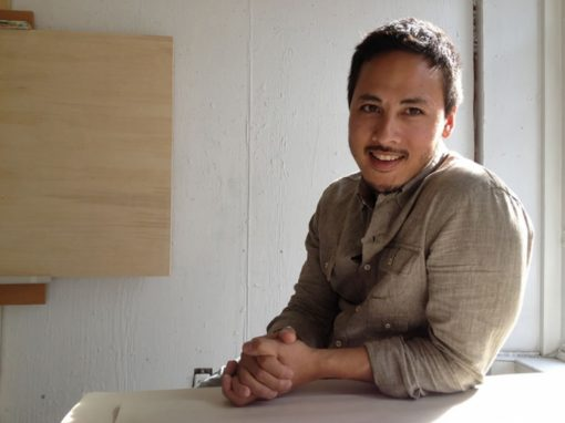 Victoria artist Rick Leong joins Visual Arts faculty