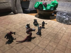 Student reflection: Dungeons & Dragons in the classroom