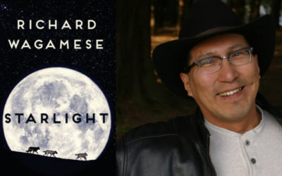 Final novel by celebrated Indigenous author Richard Wagamese launched at UVic