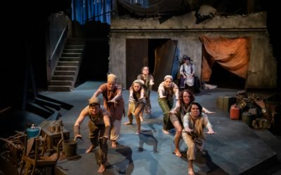 "Phoenix Theatre's ""Trojan Women"" takes us back to the war that begat all wars"