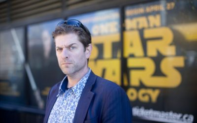 Celebrate Star Wars Day with Charles Ross