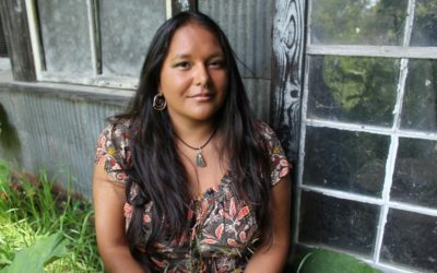 Two Indigenous authors join Writing department faculty