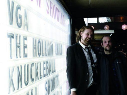 Alumni filmmakers Jeremy Lutter & Ben Rollo embrace the dark