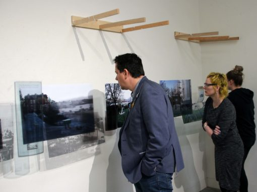 Student artists exhibit work for social change
