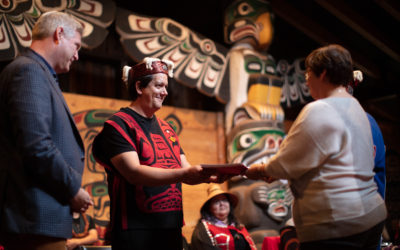 Indigenous oral ceremony finalizes historic Witness Blanket agreement