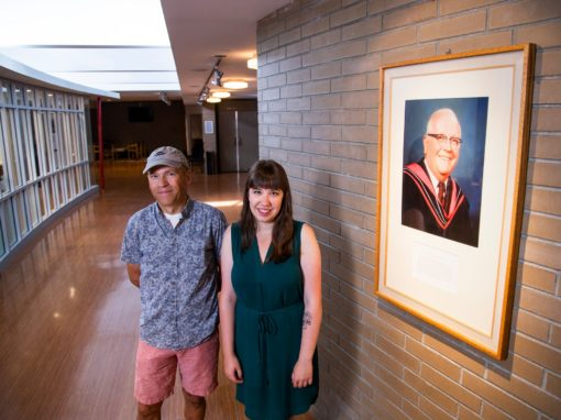 Lifelong supporter of liberal arts donates $1.6 million to UVic