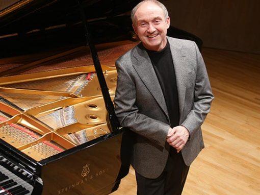 Piano stars celebrate Steinway anniversary