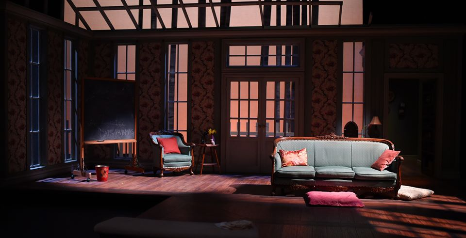 phoenix theatre set