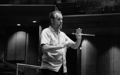 George Corwin: A life defined by music