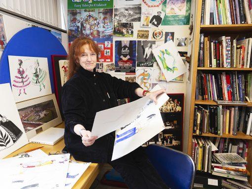 Theatre professor Mary Kerr wins prestigious national award