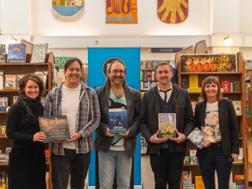 Writing prize nominations feature alumni, instructors