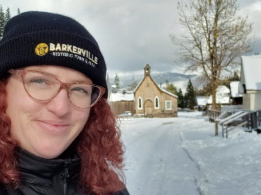 Curating experience: Barkerville curator Mandy Kilsby