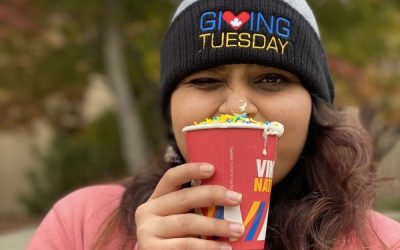December 1 is Giving Tuesday