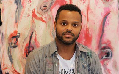 Orion Series presents artist Manuel Mathieu