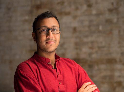 Orion Series presents artistic director Ravi Jain