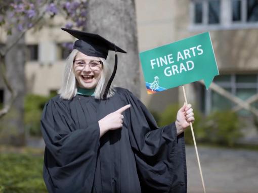 Congratulations to spring 2021 grads!