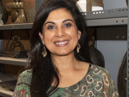 Orion Series presents curator Fahmida Suleman