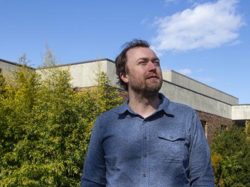 Banting Fellow & Vanier Scholar named in Fine Arts