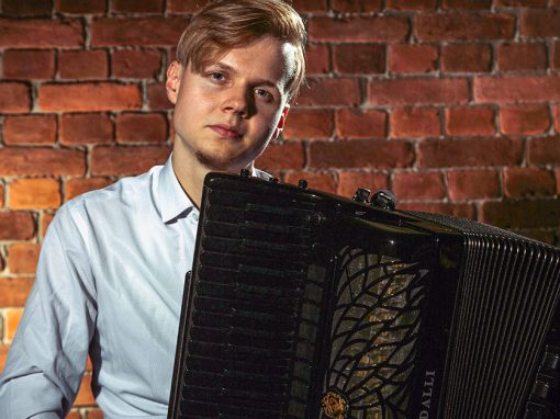 New accordion scholarship offers keys to the future