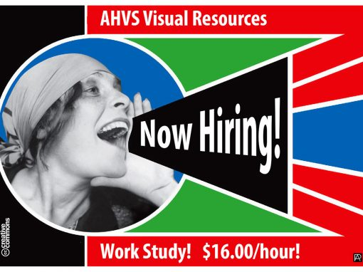 Student jobs now open!