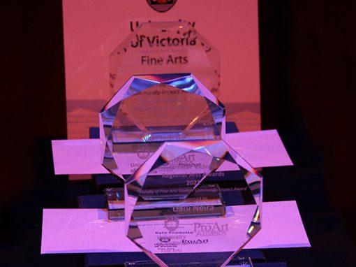 2021 Student Community Impact Award winners