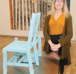 Rotating and protecting UVic's art collection