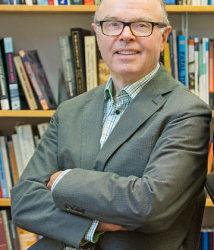 Writing professor Tim Lilburn earns national honour