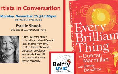Belfry@UVic: Estelle Shook