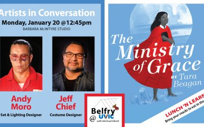 Belfry@UVic: Andy Moro & Jeff Chief