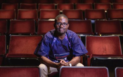 Contemporary African Theatre