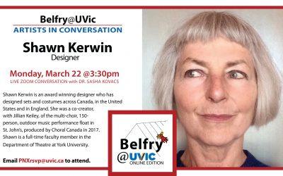 Belfry@UVic: Shawn Kerwin